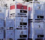 Kleincontainer ASF 445 ltr. ohne Untenentleerung