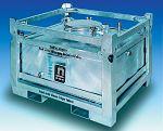 ASF-Behälter doppelwandig 100 ltr.