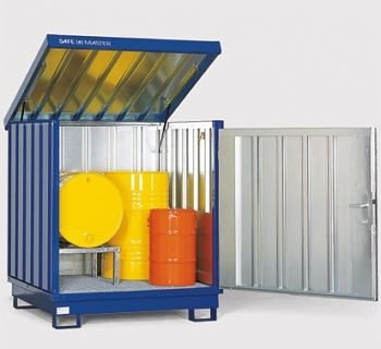 Safemaster Komplett-Set 7 SM 4 lackiert