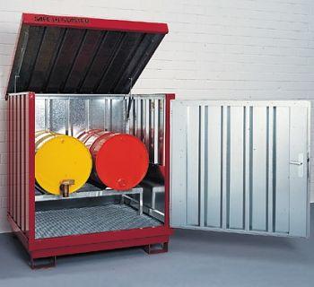 Safemaster Komplett-Set 8 SM 4 lackiert