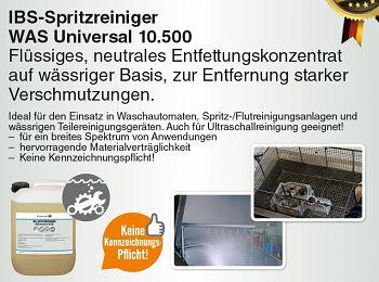 Spritzreiniger WAS Universal 10.500 10 Liter Kanister
