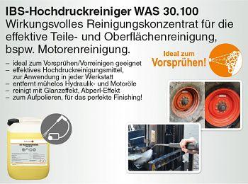 Hochdruckreiniger WAS 30.100 10 Liter Kanister