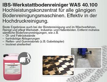 Werkstattbodenreiniger WAS 40.100 10 Liter Kanister