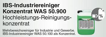 Industriereiniger Konsentrat WAS 50.900, 10 Liter Kanister