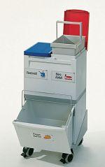 Müllbeutel aus HD-PE, 15 my für 15 l-Inneneimer (VE=250St)