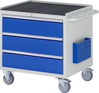 Montagewagen mit Metall-Top B 770 x T 650 x H 795 mm