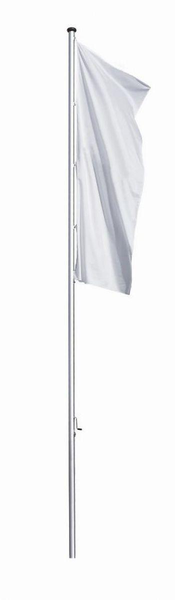 Fahnenmast Typ Prestige Höhe 7 m, Mast Ø 75 mm