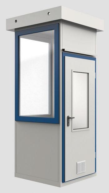 Raumeinheit Mod. Wa 4 für Außenaufstellung, Fläche 1,09 m³
