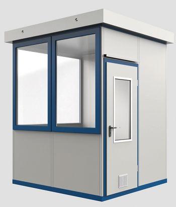 Raumeinheit Mod. Wa 8 für Außenaufstellung, Fläche 4,18 m³