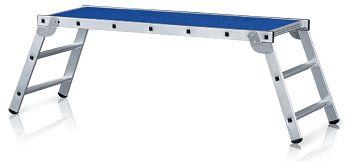 Z 300 Arbeitsplattform, klappbar Belag R13, Plattformhöhe: 0,70 m