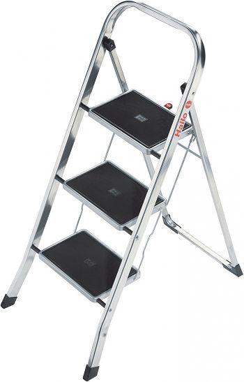 Alu-Klapptritt 3 Stufen, Arbeitshöhe: 245 cm