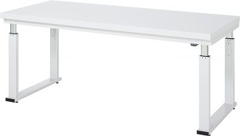 Werkbank Serie adlatus 600 B 2000 x T 900 x H 740-1140 mm