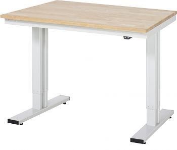 Werktisch Serie adlatus 300 B 1000 x T 800 x H 720-1120 mm