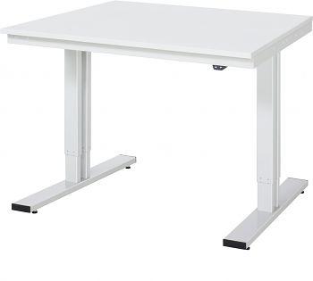 Werktisch Serie adlatus 300 B 1000 x T 1000 x H 720-1120 mm