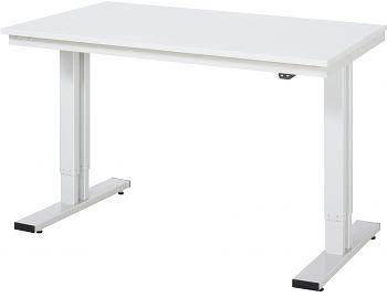 Werktisch Serie adlatus 300 B 1250 x T 800 x H 720-1120 mm