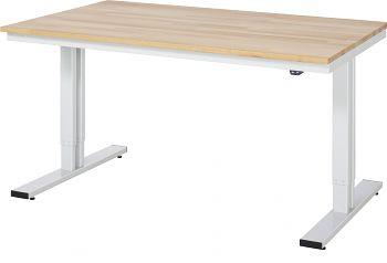 Werktisch Serie adlatus 300 B 1500 x T 1000 x H 720-1120 mm