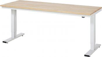 Werktisch Serie adlatus 300 B 2000 x T 800 x H 720-1120 mm