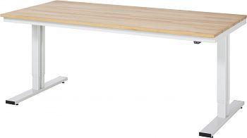 Werktisch Serie adlatus 300 B 2000 x T 1000 x H 720-1120 mm