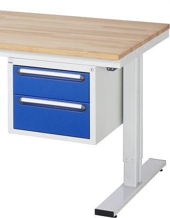 Schubladenschrank Modell E-2-2 B 490 x T 600 x H 395 mm