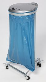Müllsackständer Super verzinkt HxBxT: 1000 x 530 x 500 mm