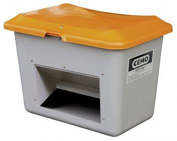 Streugutbehälter Plus3 200 ltr. mit Entnahme und ohne Staplertaschen
