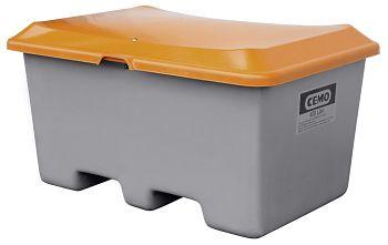 Streugutbehälter Plus3 400 ltr. ohne Entnahme und mit Staplertaschen