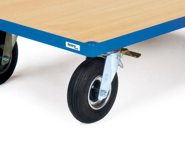 Mehrpreis Räder-Luftbereifung Rad-Ø 220 x 70 mm