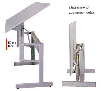 Schultisch ergo S 60 x 80 cm