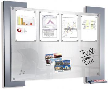 Infoboard Look inkl. Stifteablage B x H 1060 x 840 mm