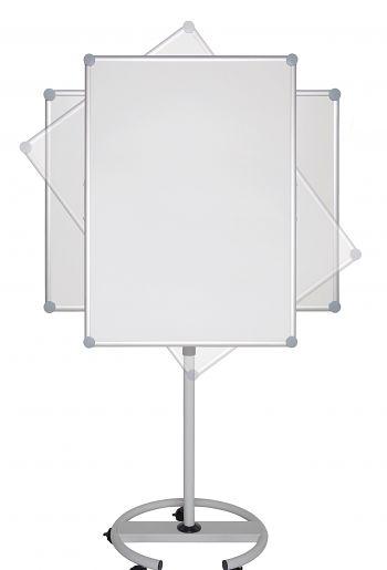 Flip-Chart, Hoch- und Querformat Tafelformat BxH: 73 x 101 cm