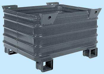 Transport und Lagerbehälter L x B x H 1000 x 800 x 620 mm