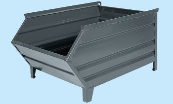 Transport- und Lagersichtbehälter L x B x H 750/500 x 800 x 600 mm