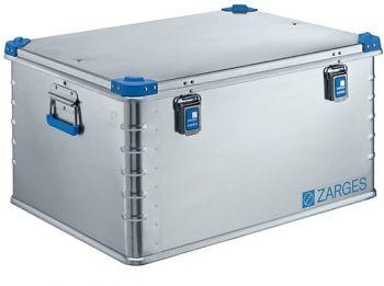 Alu Eurobox, ca. 157 l Außen L/B/H: 800x600x410 mm