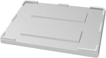 Deckel zu Großbehälter 1.200 x 1.000 x 80 mm