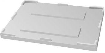 Deckel zu Großbehälter 1.200 x 800 x 80 mm