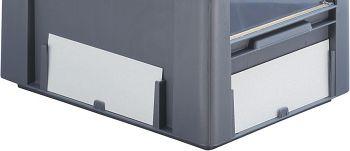 Etiketten, weiß 210x60 mm, VE=50 Stck.