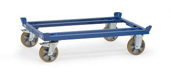Paletten-Fahrgestell, Tragkr. 2200 kg Ladefläche LxB 1210 x 1010 mm