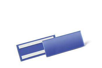 Etiketten- und Kennzeichnungstaschen BxH: 210 x 74 mm, 1 VE=50 Stck.