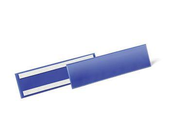 Etiketten- und Kennzeichnungstaschen BxH: 297 x 74 mm, 1 VE=50 Stck.