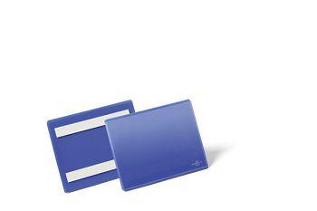 Etiketten- und Kennzeichnungstaschen BxH:148x105 mm(A6 quer) 1 VE=50 Stck.