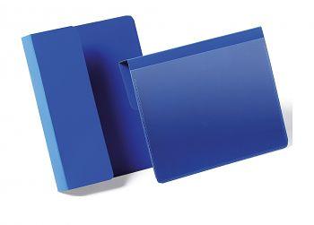 Kennzeichnungstasche mit Falz BxH:148x105 mm(A6 quer) 1 VE=50 Stck.