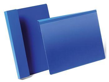 Kennzeichnungstasche mit Falz BxH:297x210 mm(A4 quer) 1 VE=50 Stck.