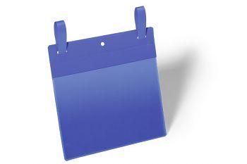 Dokumententasche mit Laschen BxH:210x148 mm(A5 quer) 1 VE=50 Stck.