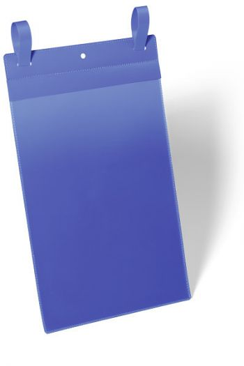 Dokumententasche mit Laschen BxH:210x297 mm(A4 hoch) 1 VE=50 Stck.