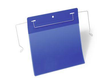 Dokumententasche mit Drahtbügel BxH:210x148 mm(A5 quer) 1 VE=50 Stck.