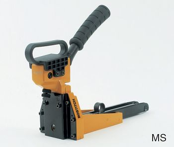 Kartonheftmaschine Handhebel, B 16/19 mm