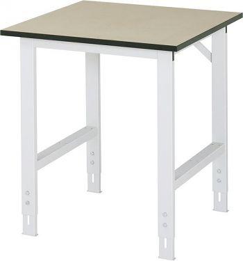 Arbeitstisch mit MDF-Platte BxT 750 x 800 mm, mit