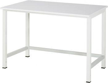 Werktisch mit Melamin-Platte B x T x H 1250 x 800 x 825 mm