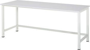 Werktisch mit Melamin-Platte B x T x H 2000 x 800 x 825 mm