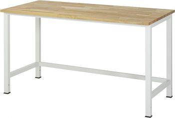 Werktisch mit Buche-Platte B x T x H 1500 x 800 x 825 mm
